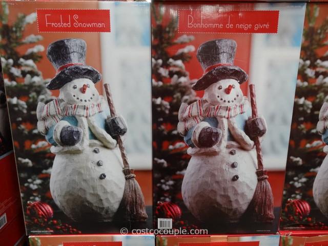 Decorative Snowman Costco 3