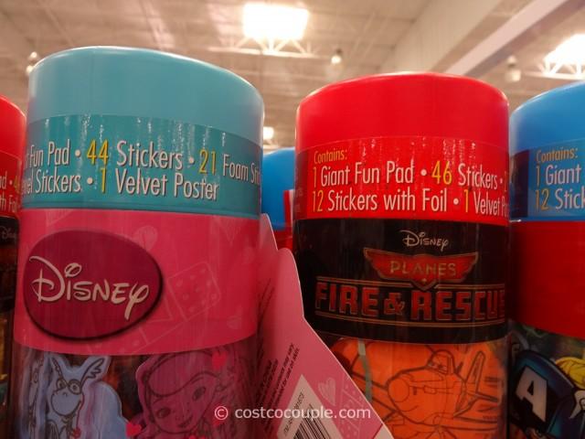 Disney Activity Tube Costco 3