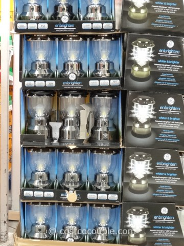 GE Enbrighten 350 Lumen Lantern Costco 12