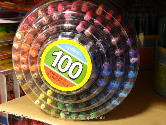 Gel Writer 100 Gel Pens