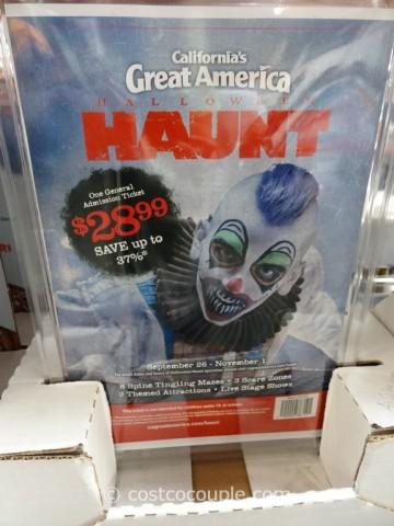 Great America 2014 Halloween Haunt Costco 1