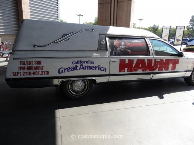 Great America 2014 Halloween Haunt Costco