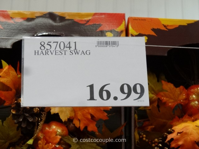 Harvest Swag