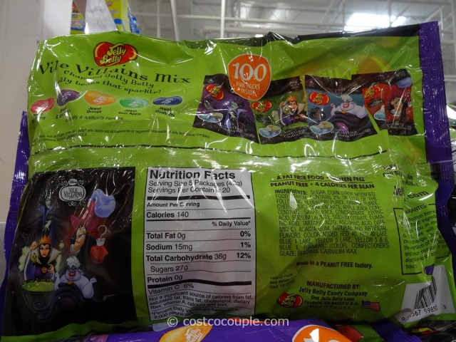 Jelly Belly Wild Villains Mix Costco 3