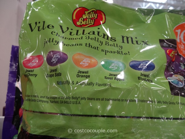 Jelly Belly Wild Villains Mix Costco 4