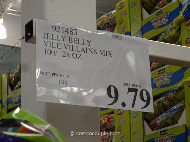 Jelly Belly Wild Villains Mix Costco 5