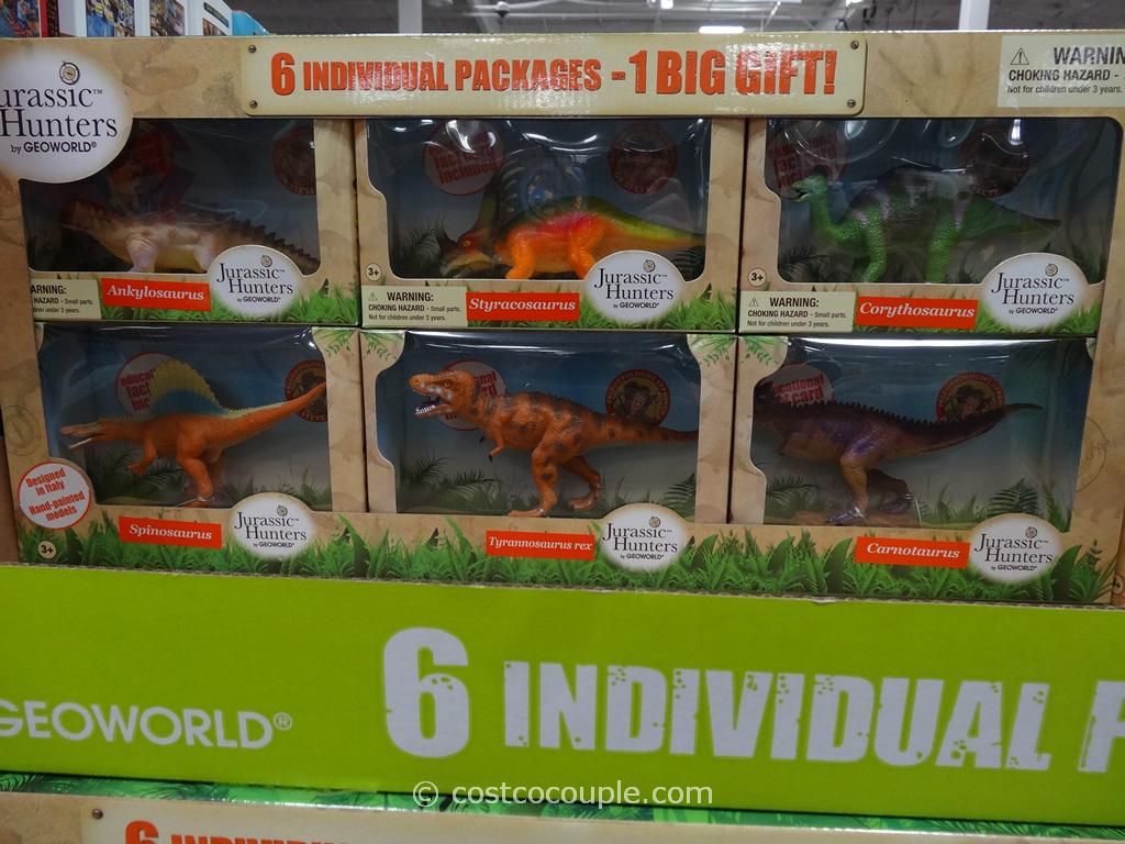 Jurassic Hunters Dinosaurs Costco 2