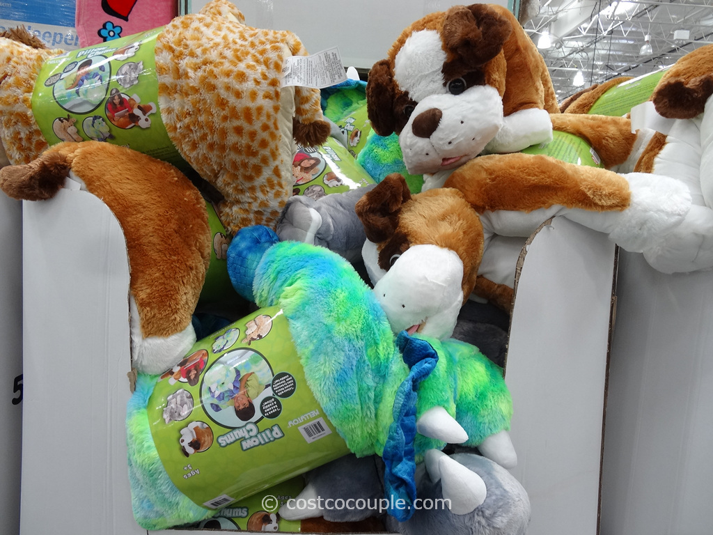 Kelly Toys Pillow Chums Costco 1