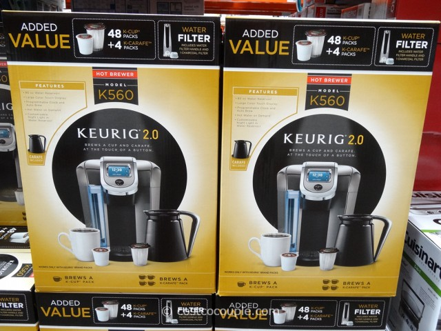 Keurig K560 Single Brewer Costco 2