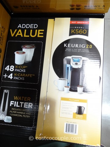 Keurig K560 Single Brewer Costco 4