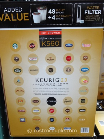 Keurig K560 Single Brewer Costco 6