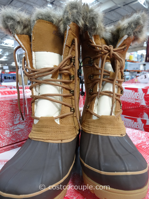 Khombu Ladies Winter Boot Costco 2