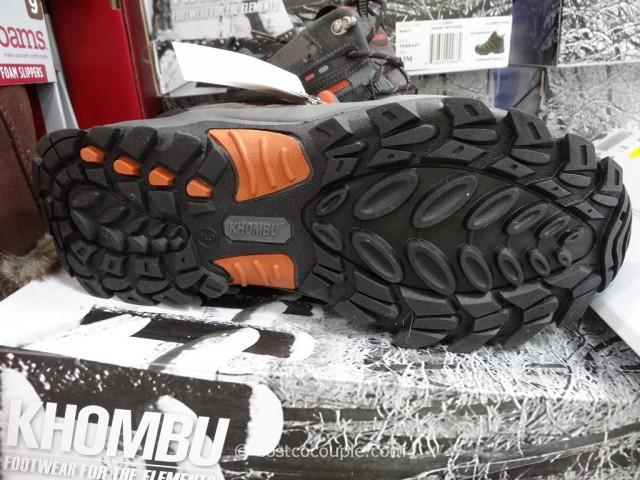 Khombu Mens Hiker Boots Costco 4