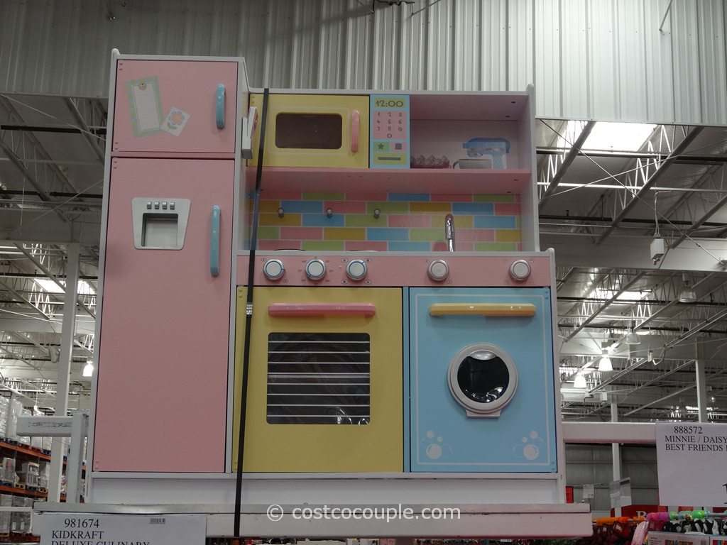 Kidkraft Deluxe Culinary Kitchen Costco 2