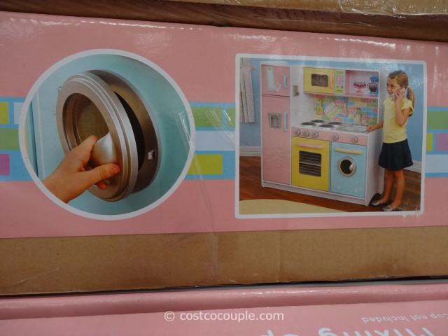 kidkraft deluxe culinary kitchen
