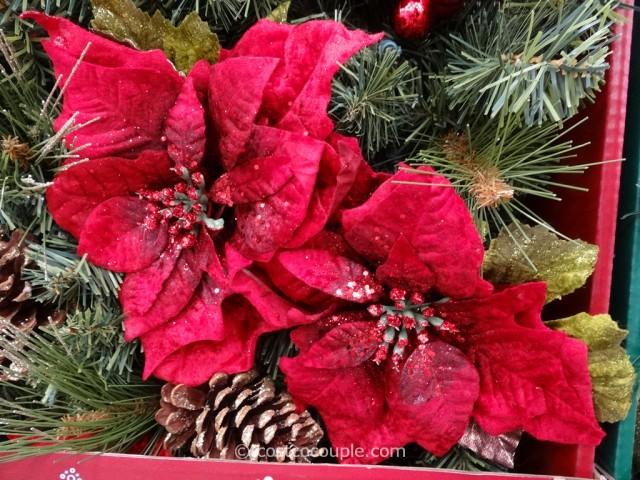 Kirkland Signature Prelit Holiday Garland Costco 6