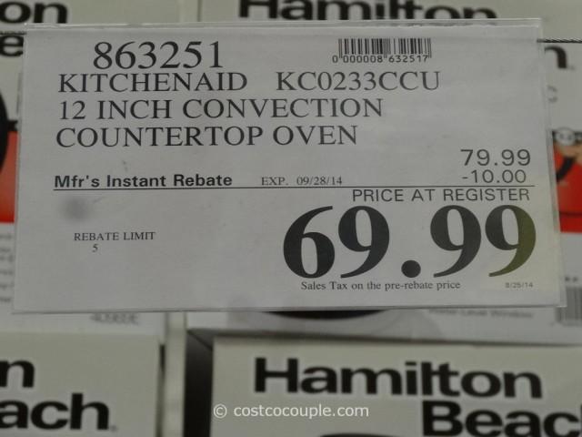 Kitchenaid Countertop Convection Oven Costco : KitchenAid Countertop Convection Oven Costco 1