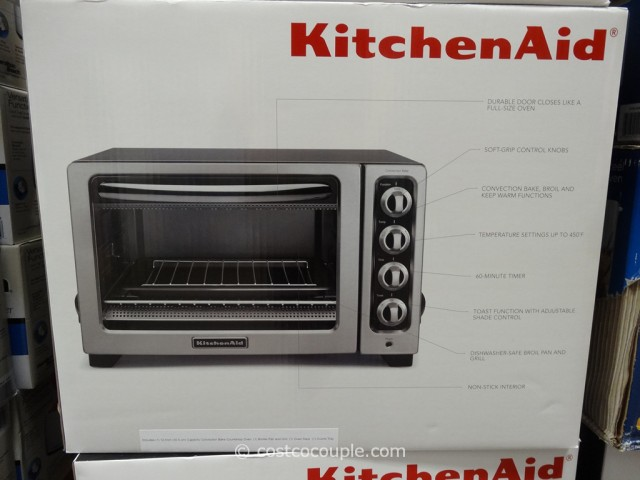 KitchenAid Countertop Convection Oven Costco 3