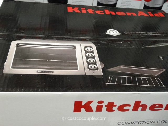 KitchenAid Countertop Convection Oven Costco 5