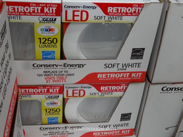 LED 6-Inch Retrofit Kit Costco 3
