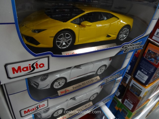 Costco Toy Cars : Maisto diecast cars