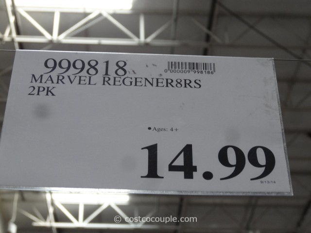Marvel Regener8ers Costco 1