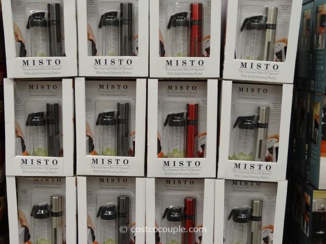 Misto Oil Sprayer and Salad Dressing Shaker Set Costco 2