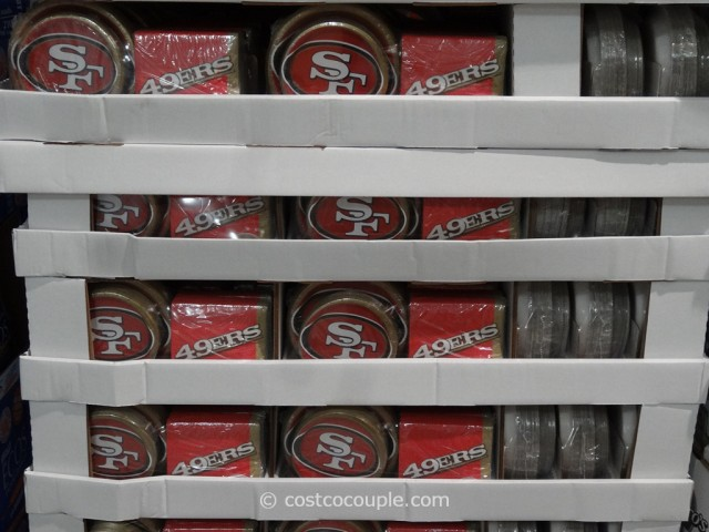 NFL 49ers Big Game Party Pack Costco 4