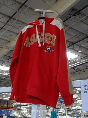 NFL 49ers Hoody Costco 3