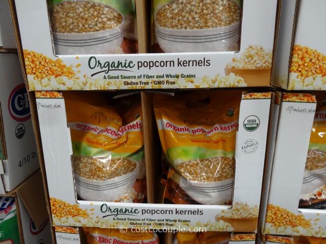 Natures Intent Organic Popcorn Kernels Costco 2