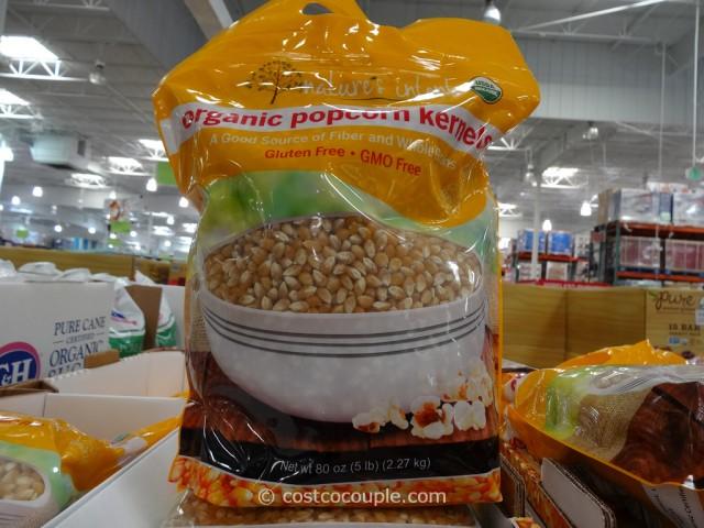 Natures Intent Organic Popcorn Kernels Costco 3