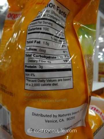 Natures Intent Organic Popcorn Kernels Costco 4