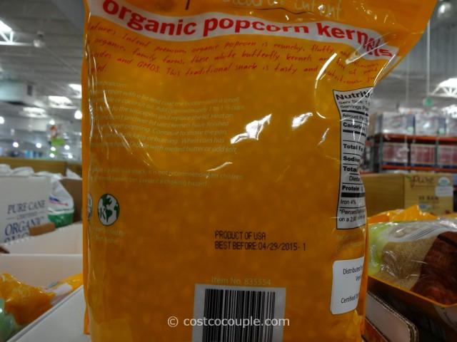 Natures Intent Organic Popcorn Kernels Costco 5