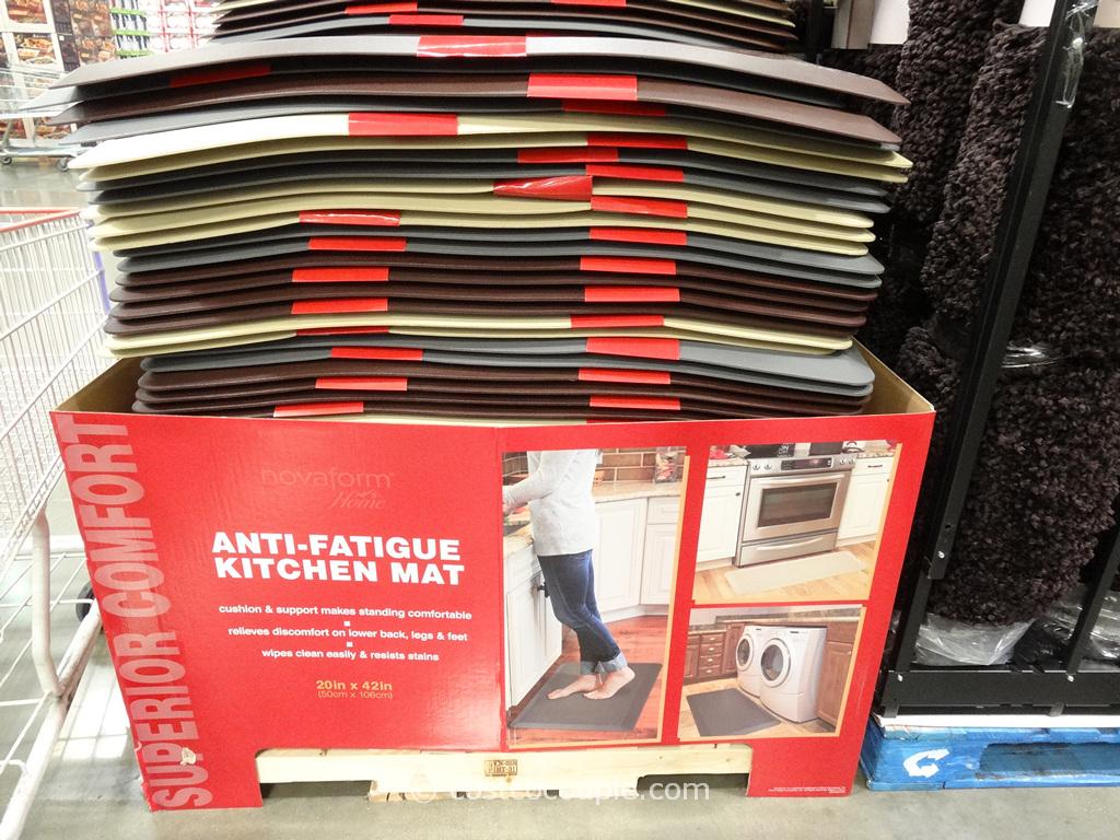 Novaform Anti-Fatigue Kitchen Mat Costco 1
