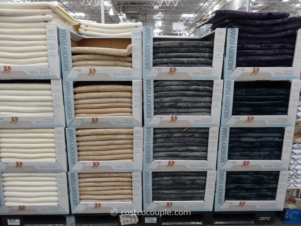 Novaform Luxury Spa Mat Costco 1