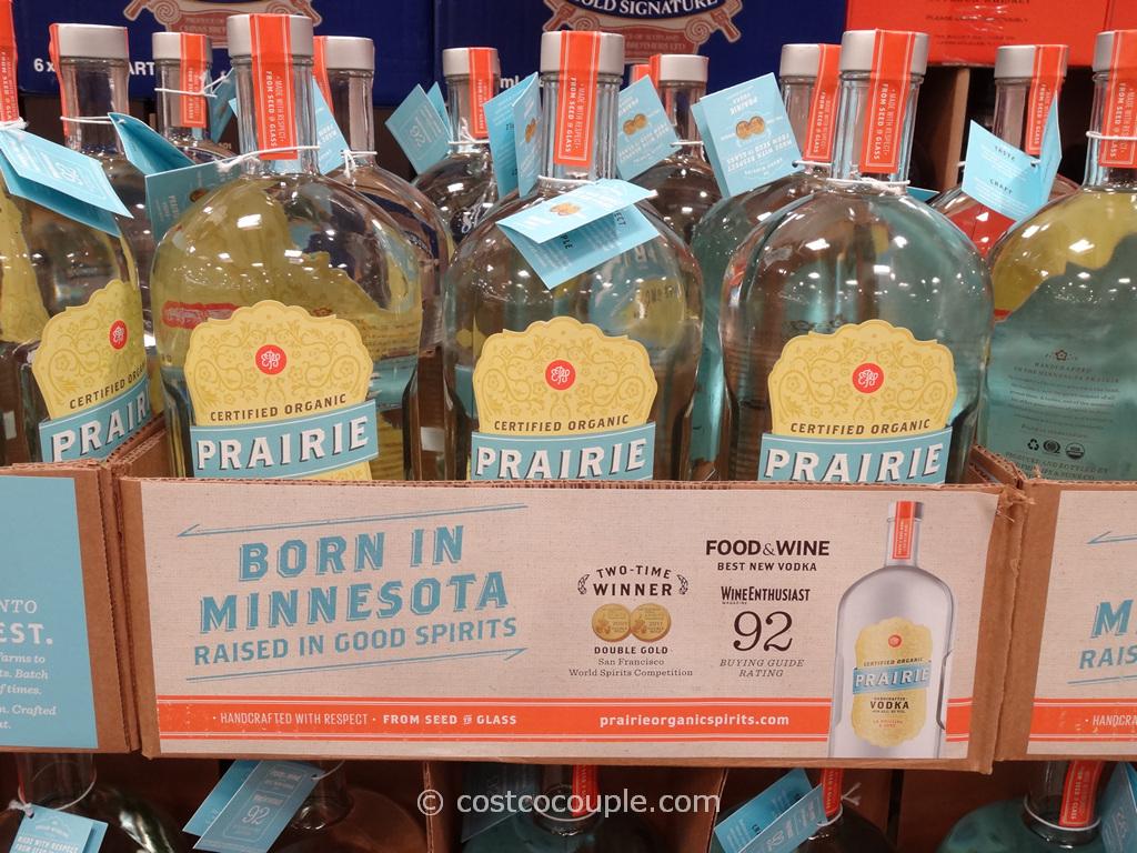 Organic Prairie Vodka Costco 2