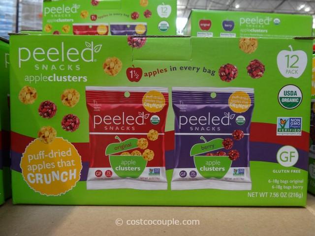Peeled Snacks Apple Clusters Costco 1