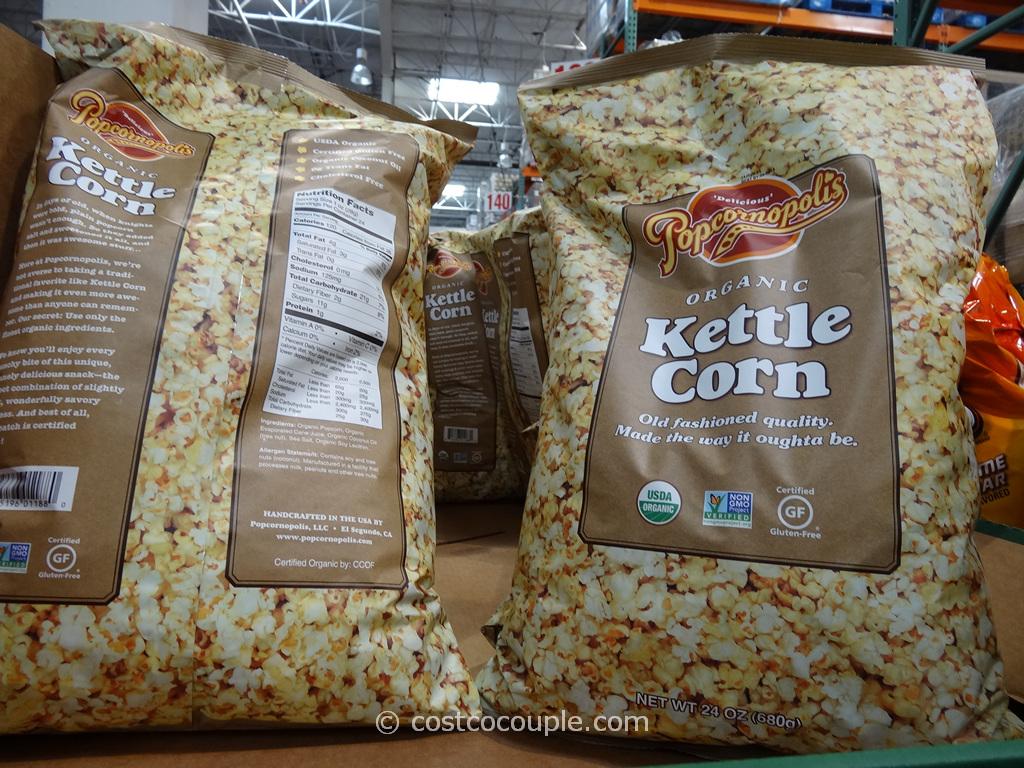 Popcornopolis Organic Kettle Corn Costco 1