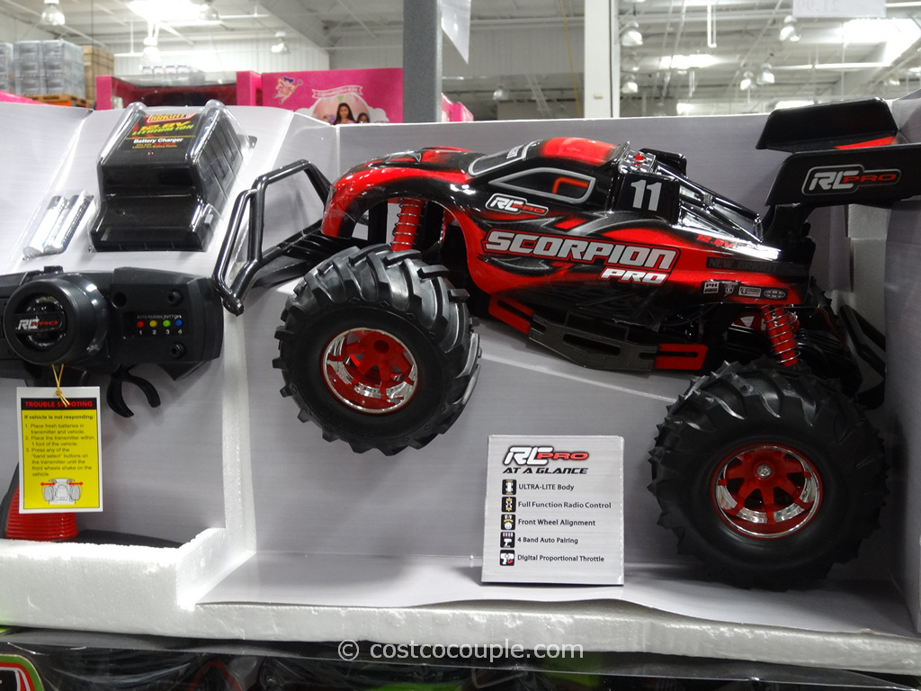 RC Scorpion Pro Costco 6
