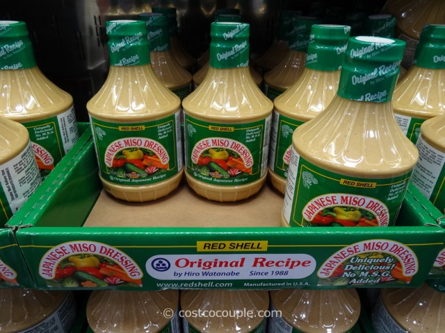 Red Shell Japanese Miso Dressing Costco 5