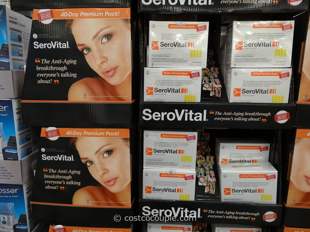 SeroVital 40-Day Premium Pack Costco 4