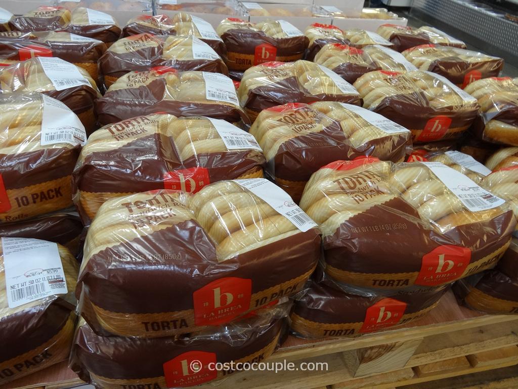 Torta Sandwich Roll Costco 1