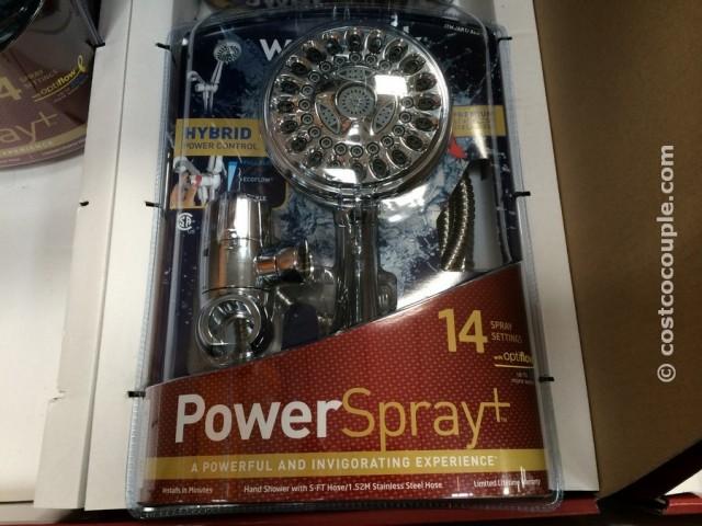 Waterpik Handheld Shower Head With 14 Settings