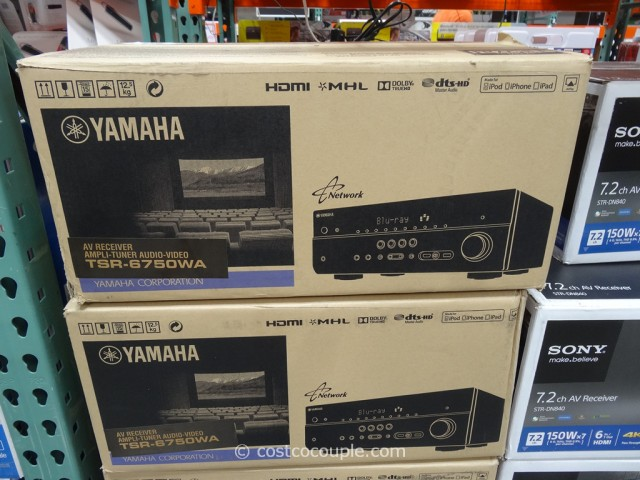 Yamaha 7.2 Channel Receiver