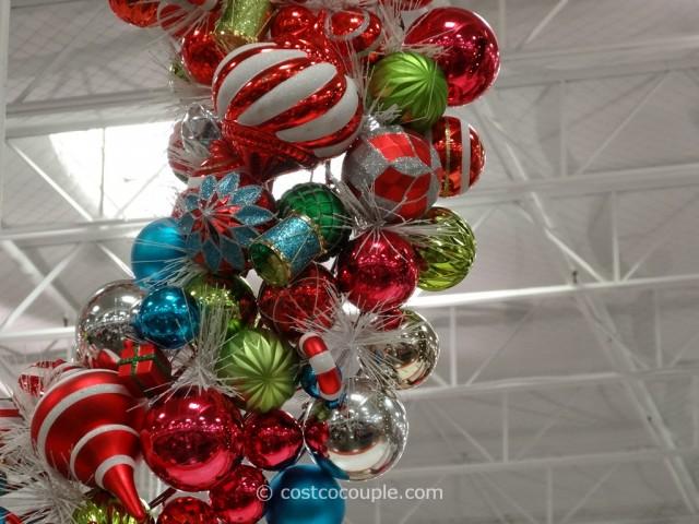 45 Inch Shatterproof Ornament Wreath