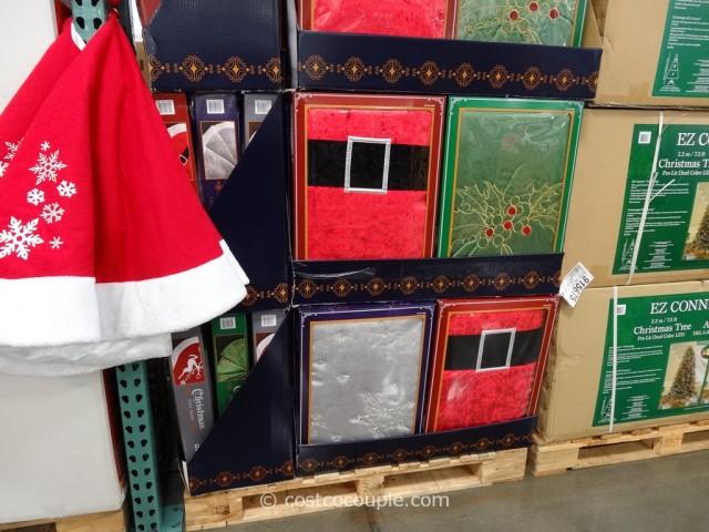 66-Inch Christmas Tree Skirt Costco 2
