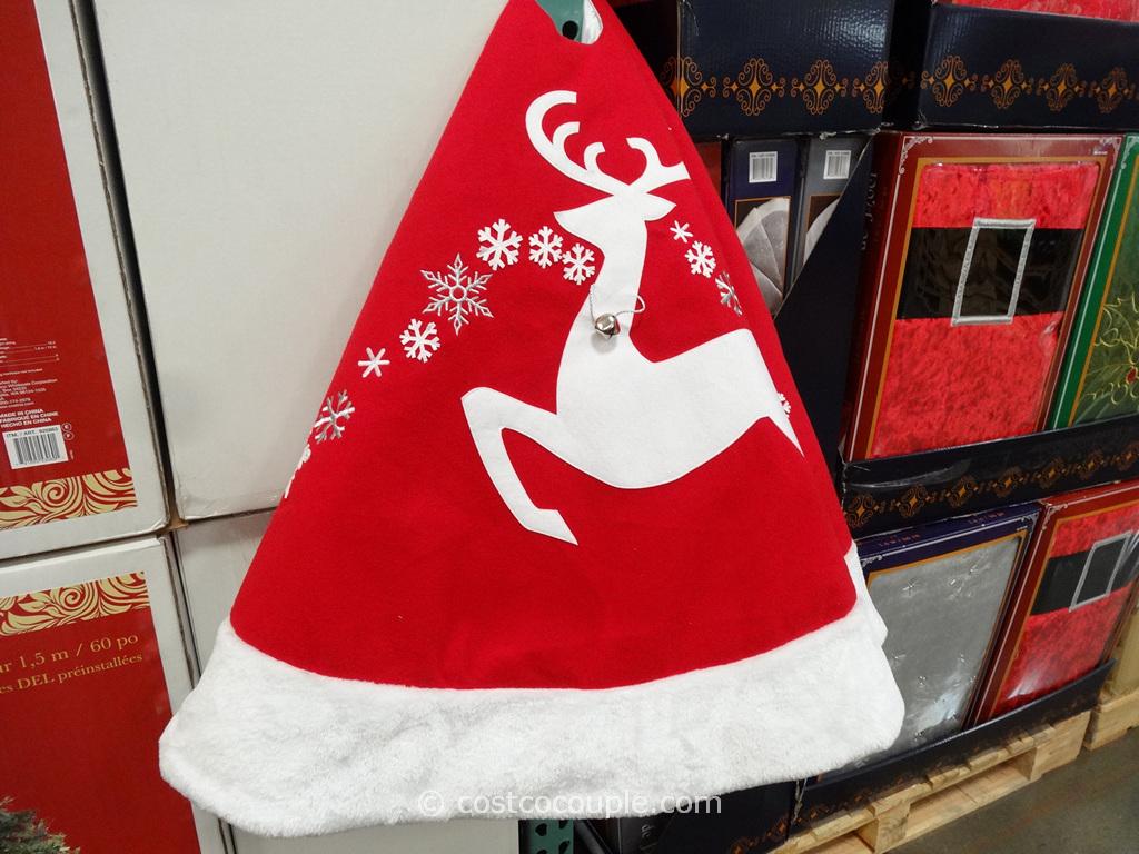 66-Inch Christmas Tree Skirt Costco 3