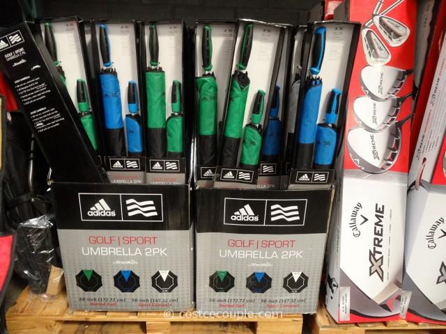 Adidas Golf Umbrella Set