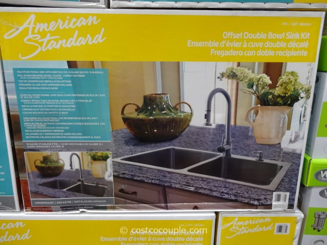 Kitchen Sink Costco : kitchen sink? We spotted this American Standard Stainless Steel Sink ...