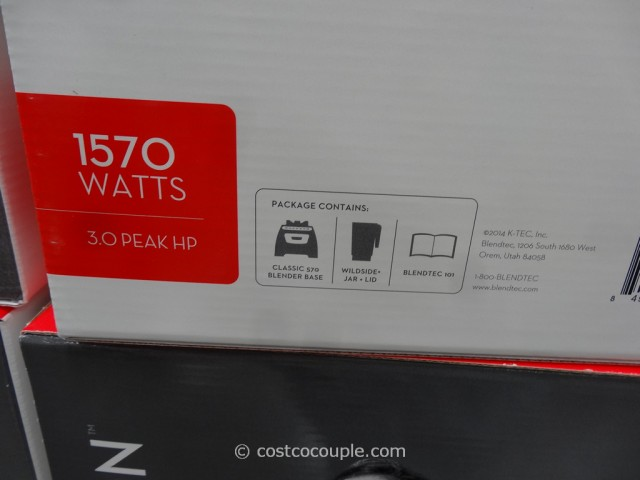 Blendtec Classic 570 Blender